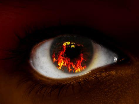 vire eye color the eye burning in by roarshark on deviantart