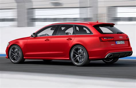 2014 Audi Rs6 Avant Is Another Superwagon You Can't Have