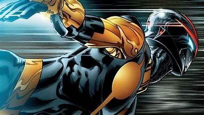 Nova Marvel Superhero Corps Wallpapers Comics Wallpaperup