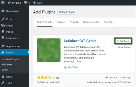 How To Change Your Wordpress Admin Url