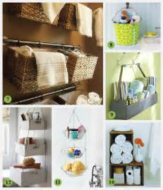 storage ideas bathroom 33 clever stylish bathroom storage ideas