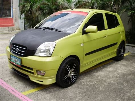 Kia Picanto Modification by Ontong 2007 Kia Picanto Specs Photos Modification Info