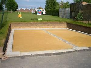 Terrasse Sur Sable : sable pour terrasse terrasse piscine dalle sur sable terrasse construction de ma maison par ~ Melissatoandfro.com Idées de Décoration