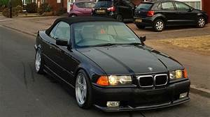 Bmw E36 323i Manual Black Convertible