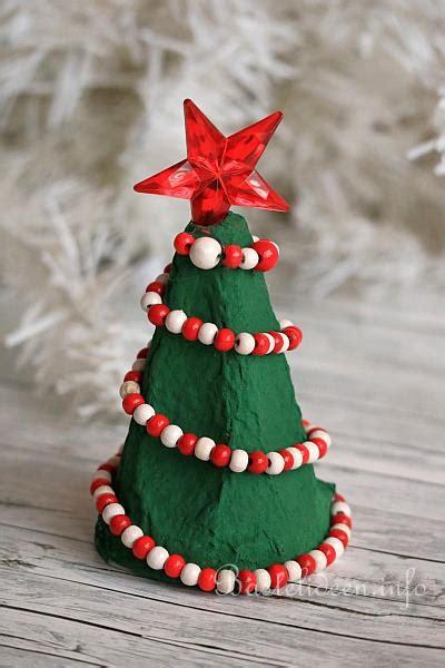 basteln zu weihnachten mit kindern upcycling