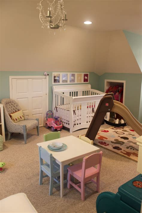 gender neutral nursery  playroom project nursery