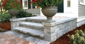 Rock Garden Patio Ideas by 12 Best Images About Manufactured Steps On Pinterest Cap