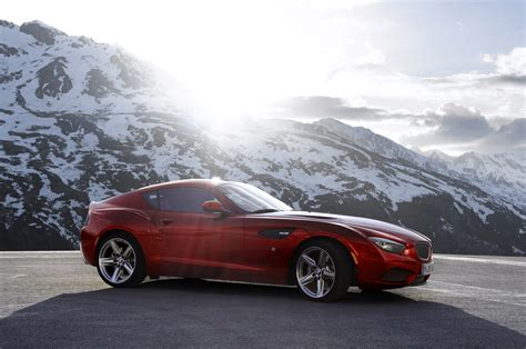 Stud Or Dud? Bmw Z4 Zagato Coupe Unveiled Ahead Of