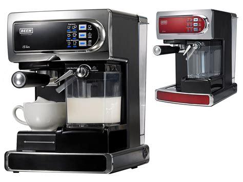 kaffeemaschine siebträger test beem fresh aroma v2 kaffeemaschine 1000 watt mit mahlwerk edelstahl radio vitalien de