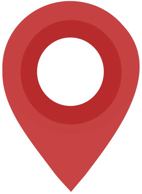 These icons are easy to access through iconscout plugins for sketch, adobe. File:Map pin icon.svg - Wikimedia Commons