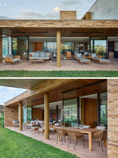 David Guerra Designs A Home In Brazil For A Family That
