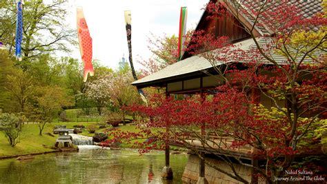 Hasselt Japanese Garden Belgium Journey