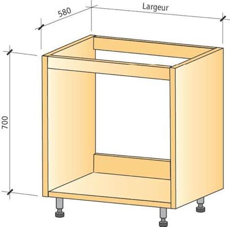 plan de travail cuisine alinea caisson meuble bas sous evier quatre meubles de cuisine
