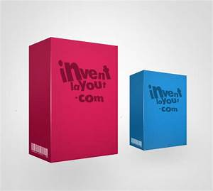 3D Box Template PSD | Download free PSD & Graphics ...