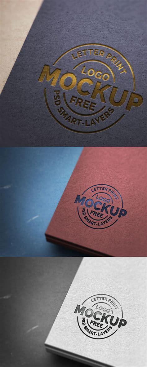 logos mock ups   psd templates