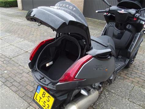 Peugeot Motorscooter 3 Wielen