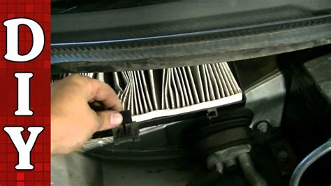 How Remove Replace Cabin Air Filter Audi