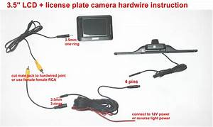 Wireless Reversing Camera Wiring Diagram