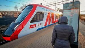 Nova Moskovska Primestna  U017eeleznica Izredno Izbolj U0161uje Javni Prevoz