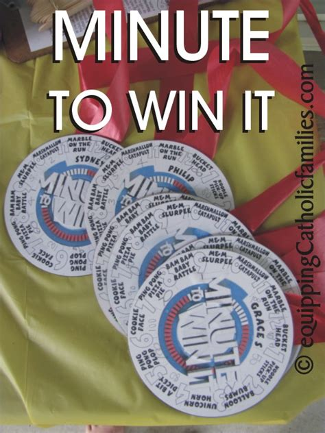 minute  win    printable