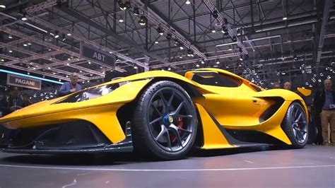 Best Cars Of The Geneva Motor Show 2016 Youtube