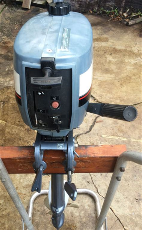 hp yamaha outboard boat motor  sale