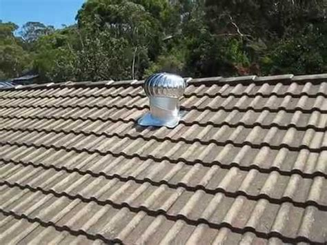 installing roof vents  youtube