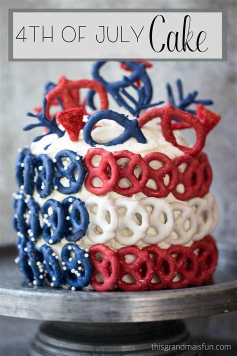 july cake tgif  grandma  fun