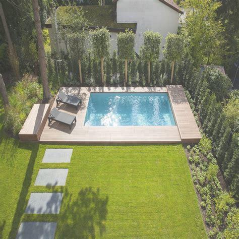 Kleiner Pool Garten by Beeindruckende Kleiner Garten Mit Pool F 252 R