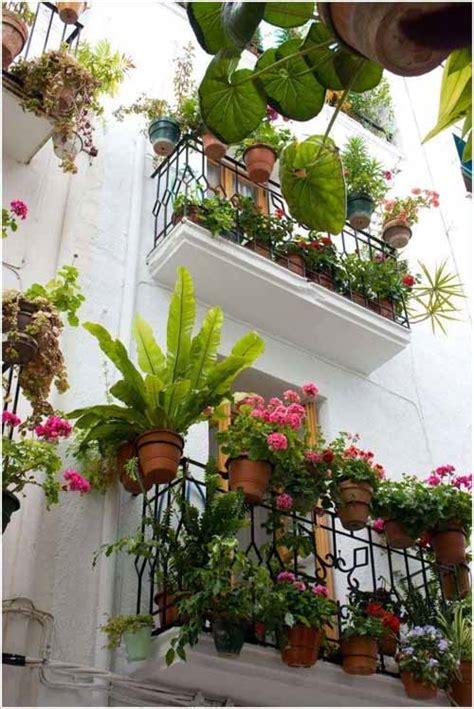 railing planter ideas  making small balcony gardens