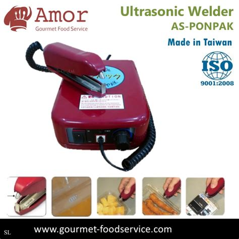 commercial ultrasonic welding machine clam shell sealer taiwantradecom