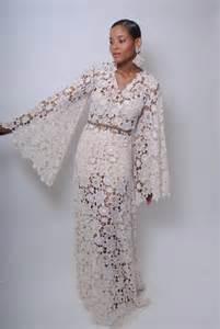 sleeve maxi dresses for weddings bell sleeve vintage inspired 70s style ivory lace crochet hippie mini dress boho bohemian hippy