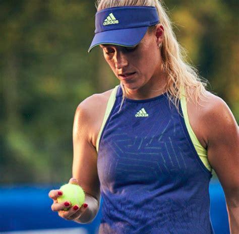 Angelique Kerberu2019s Adidas look for Australian Open 2018 | Womenu0026#39;s Tennis Blog