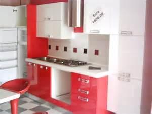 Best Cucina Laccata Rossa Gallery - Home Interior Ideas ...