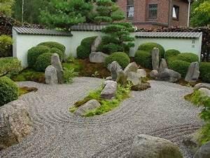Die Schönsten Steingärten : japanischer garten koi bonsai stein garten jahreszeiten fliesenverlegung teehaus moos ~ Bigdaddyawards.com Haus und Dekorationen