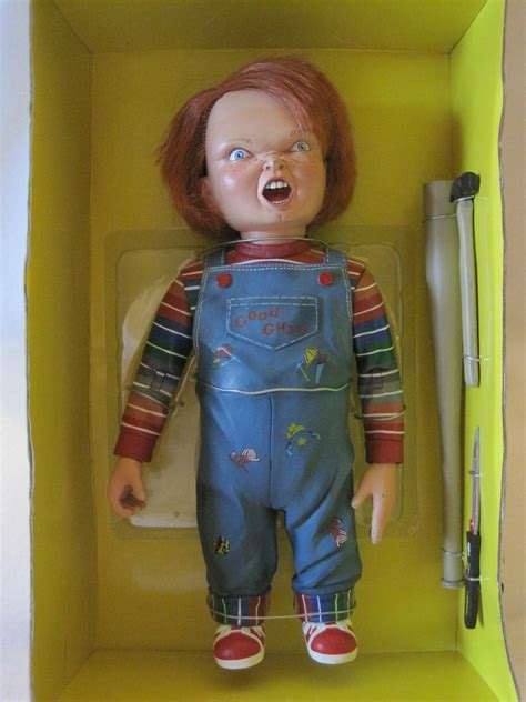 chucky  prop dolls  childs play missed prints