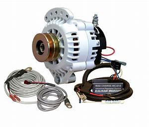 Balmar 621-vup-mc-100-k6 Alternator And Regulator Kit