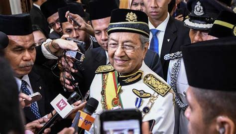 Agong's remark was just a joke, says Dr M | Free Malaysia ...