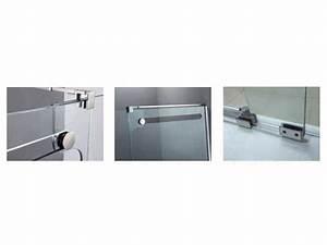 paroi de douche longueur 115 porte de douche 115 x 200 With porte de douche coulissante avec radiateur salle de bain atlantic