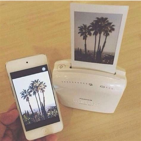 iphone polaroid printer rollei imprimante photo pour iphone ipod touch