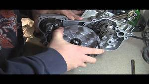 Yz125 Part 11  2 Stroke Installing Clutch And Repairing