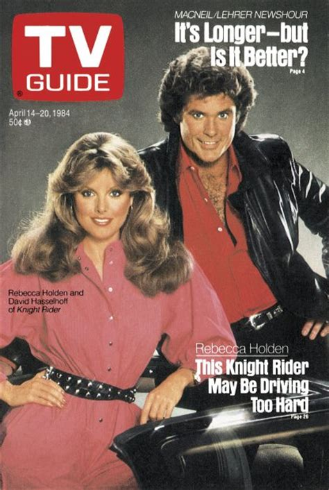 tv guide magazine the cover archive 1953 today 1984 april 14 1984