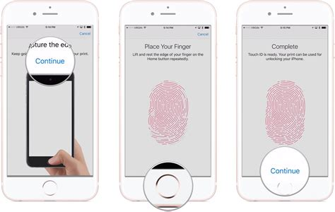 iphone touch id how to fix iphone touch id not working on ios 10