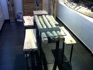 Meuble En Bois Flotté : table en bois flott meubles bois flott ~ Preciouscoupons.com Idées de Décoration