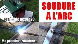 Soudure Al Arc : poste de soudure parkside pesg 120 a1 lidl poste souder arc welder ~ Dallasstarsshop.com Idées de Décoration