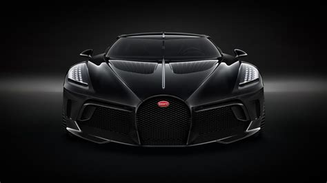It is a homage to the iconic bugatti type 57sc atlantic that went missing during the second world war. $19 Million Bugatti LA VOITURE NOIRE