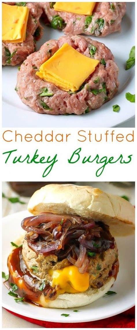 25 best ideas about ground turkey burgers on pinterest