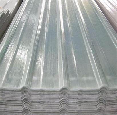 Roof Plastic Fiberglass Sheet Transparent Panels Skylight