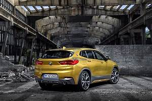 Bmw X2 Lounge Plus : 2018 bmw x2 f39 goes official boasts head turning exterior design autoevolution ~ Medecine-chirurgie-esthetiques.com Avis de Voitures