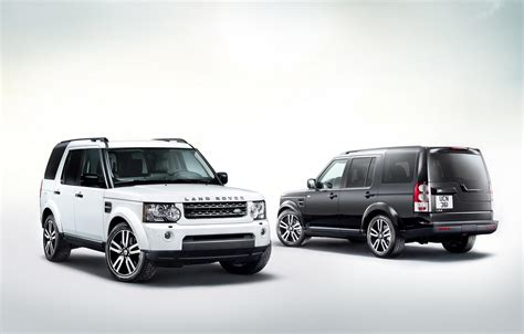 Land Rober by Land Rover Discovery 4 Landmark Special Edition Hits The